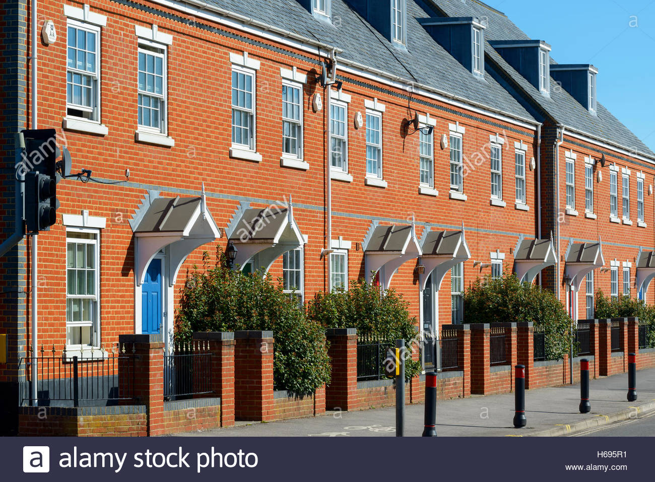 Typical British Homes Stock Photos Amp Typical British Homes