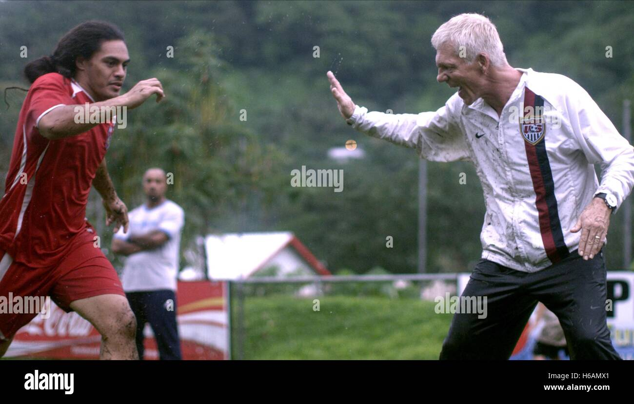 THOMAS RONGEN NEXT GOAL WINS (2014) - Stock Image