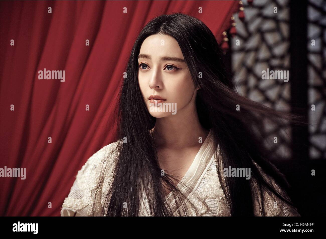 BINGBING FAN THE WHITE HAIRED WITCH OF LUNAR KINGDOM (2014) - Stock Image