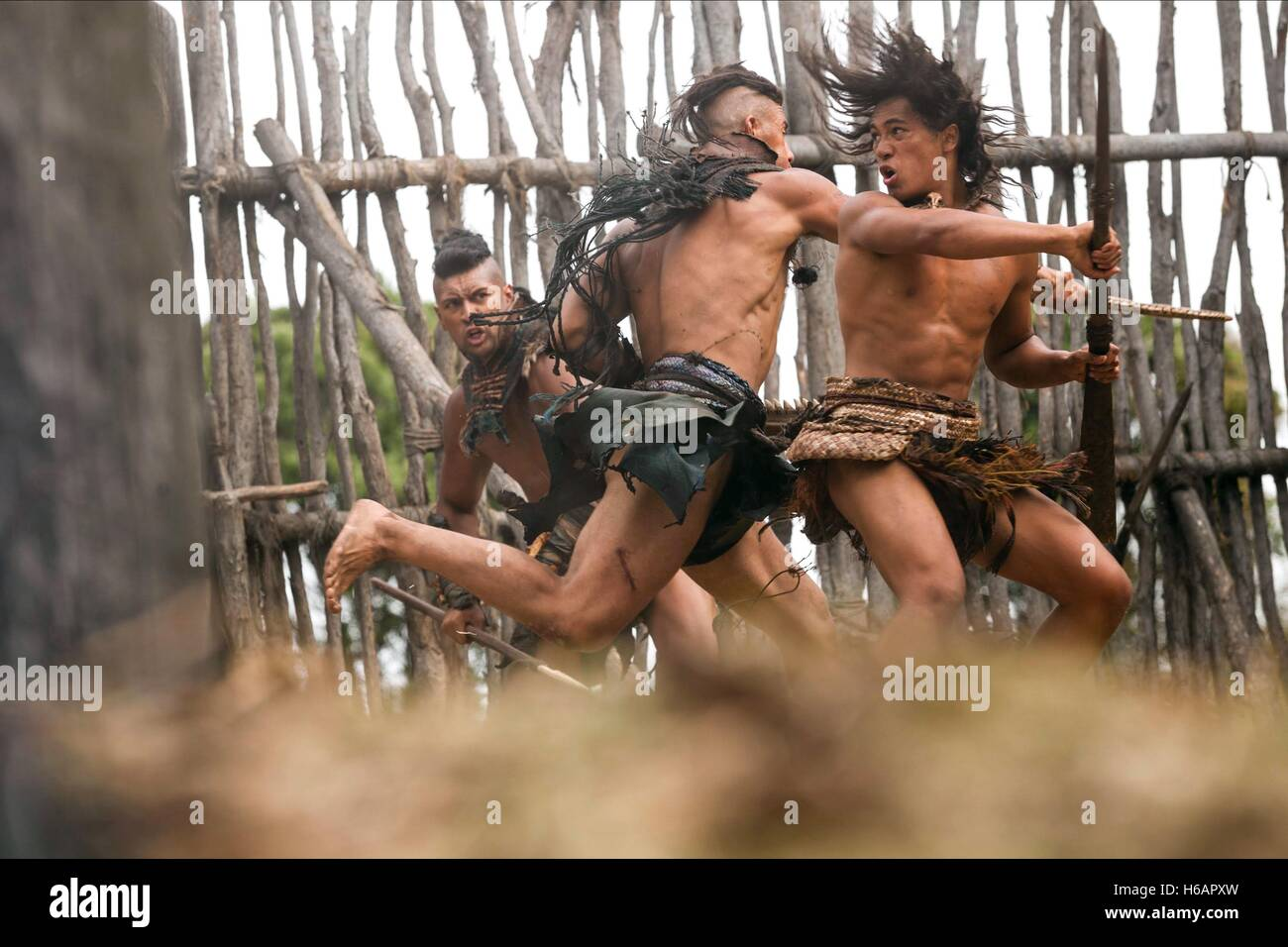 JAMES ROLLESTON THE DEAD LANDS (2014) - Stock Image