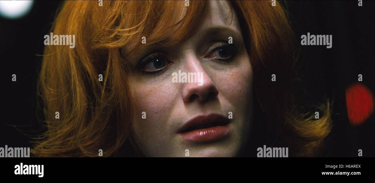 CHRISTINA HENDRICKS LOST RIVER (2014) - Stock Image