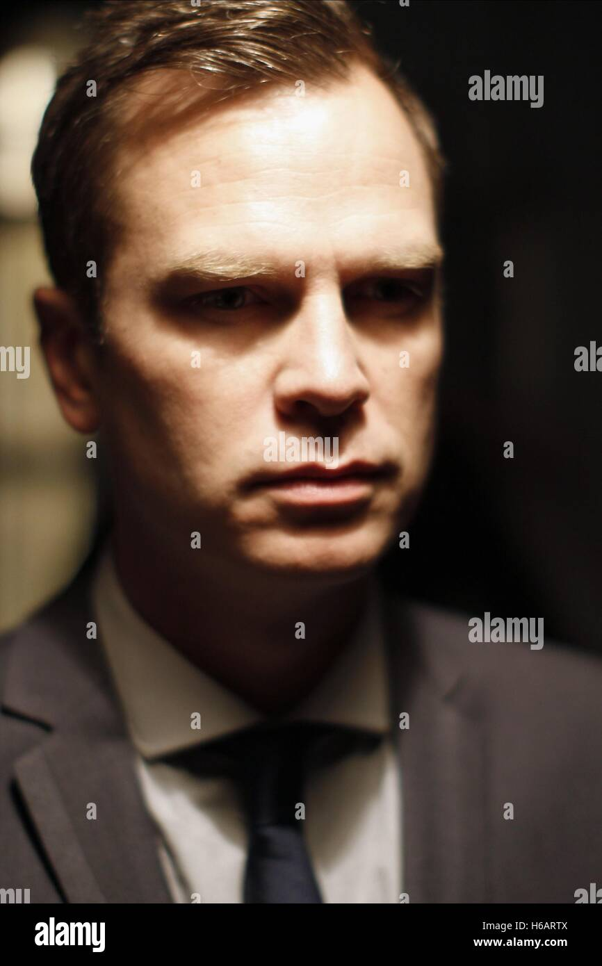 ALI COOK THE ANOMALY (2014) - Stock Image
