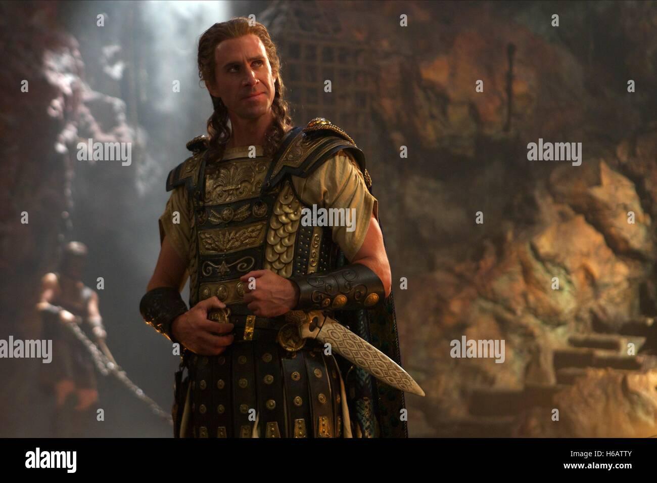 Joseph Fiennes Hercules 2014 Stock Photo Alamy