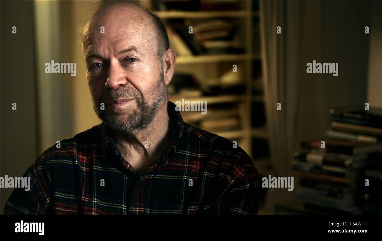 JAMES HANSEN MERCHANTS OF DOUBT (2014) - Stock Image