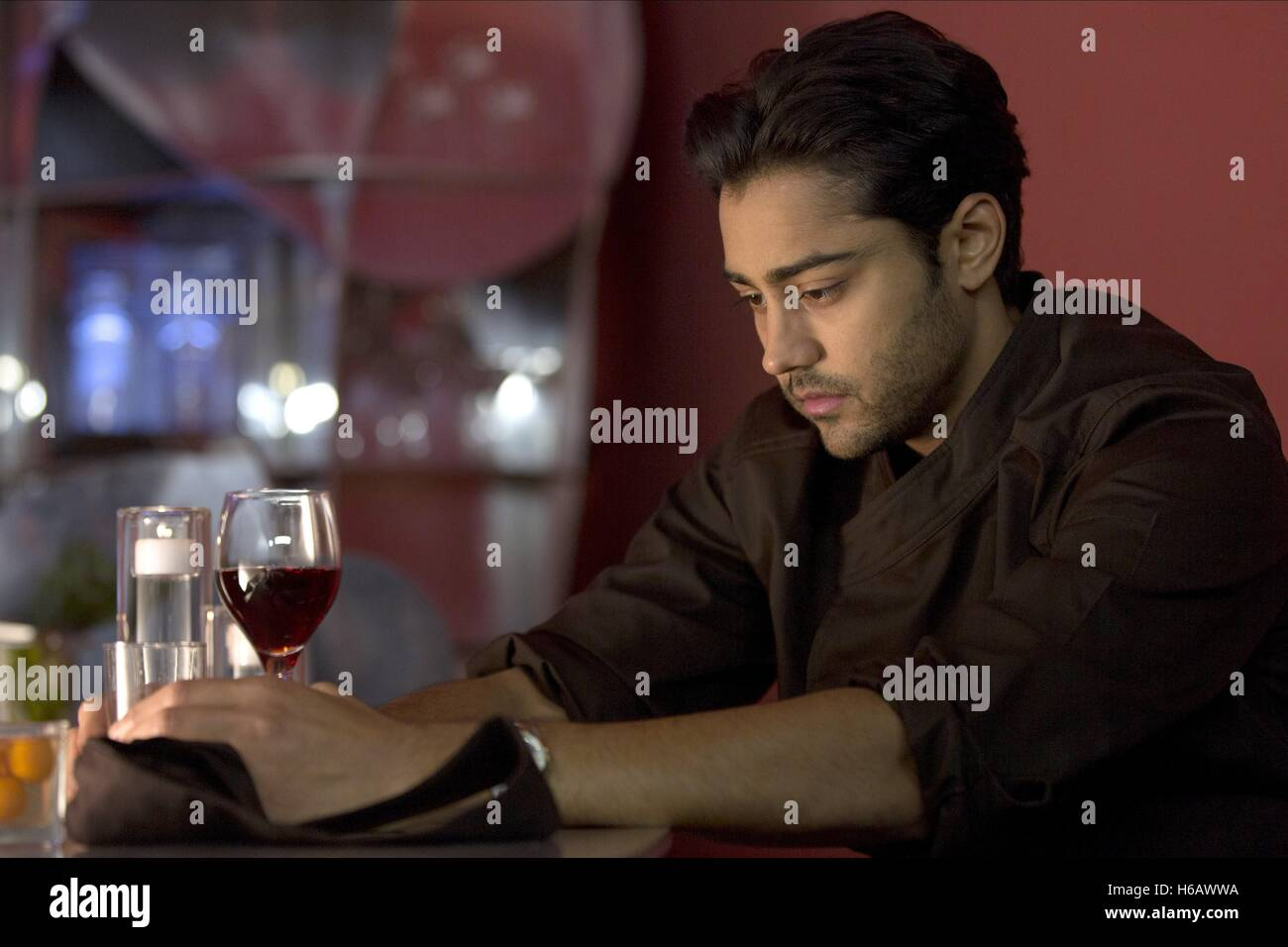 MANISH DAYAL THE HUNDRED-FOOT JOURNEY (2014) - Stock Image
