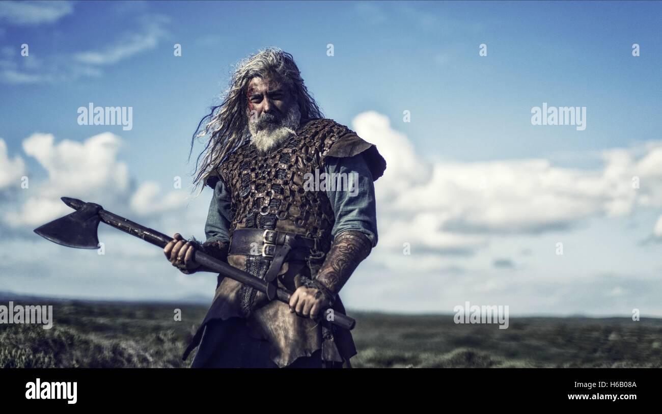 DARRELL D'SILVA NORTHMEN: A VIKING SAGA (2014) - Stock Image