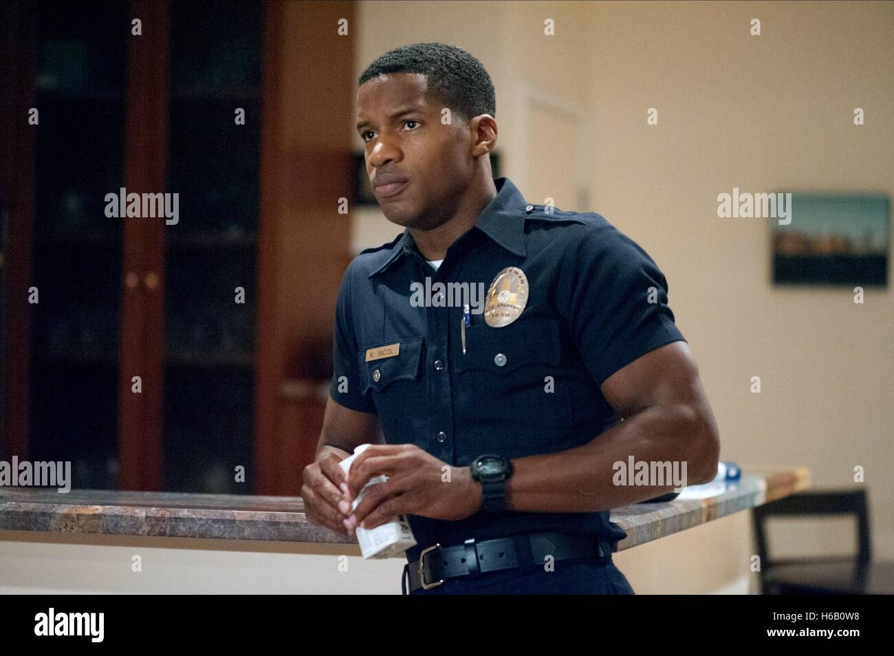 NATE PARKER BEYOND THE LIGHTS (2014) - Stock Image