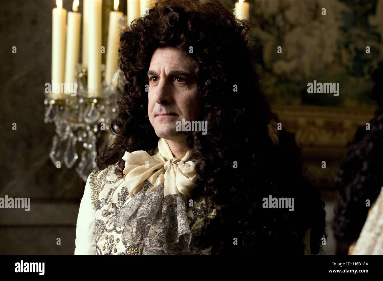 STANLEY TUCCI A LITTLE CHAOS (2014 Stock Photo: 124403002