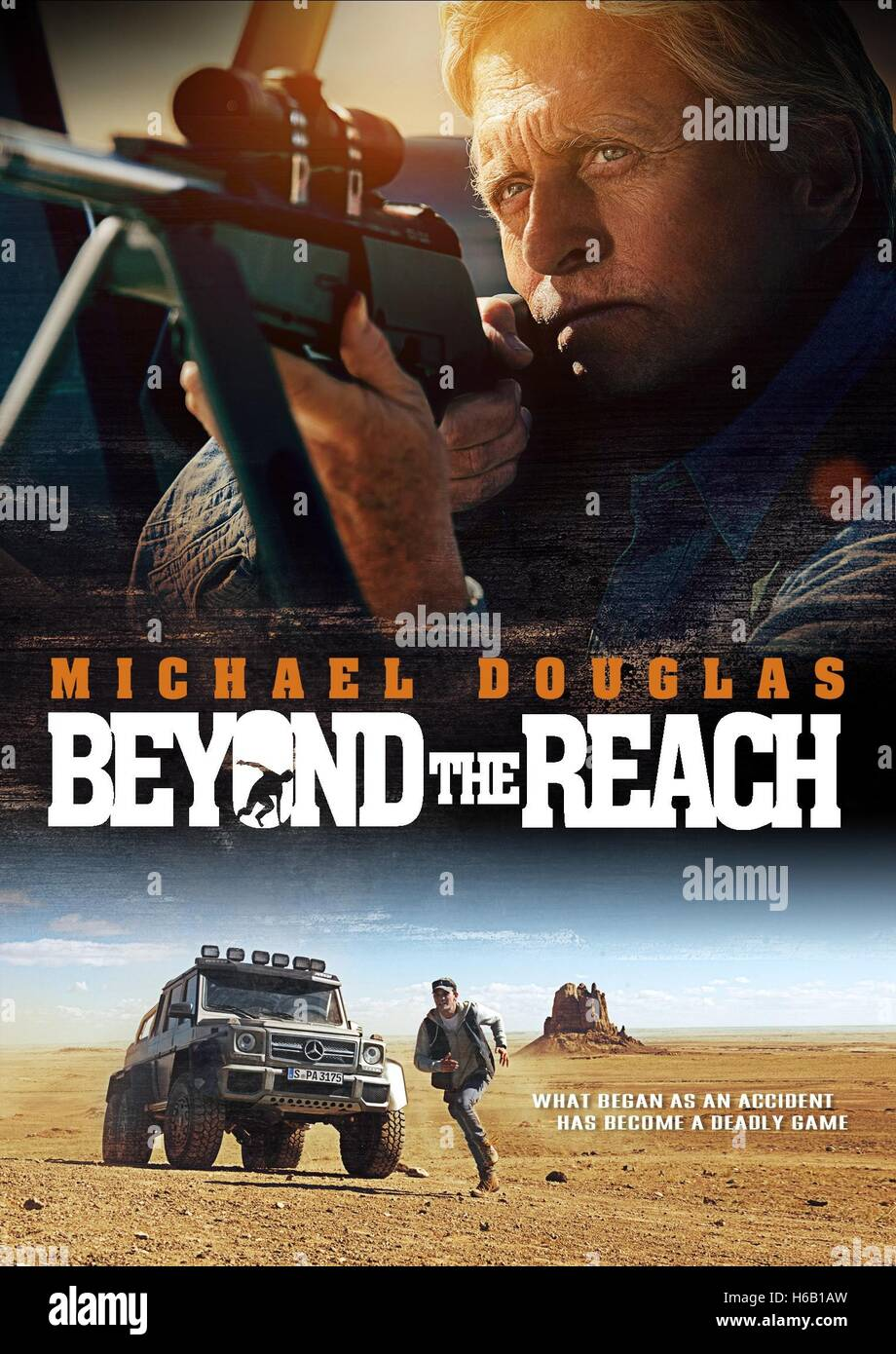 beyond the reach deutsch