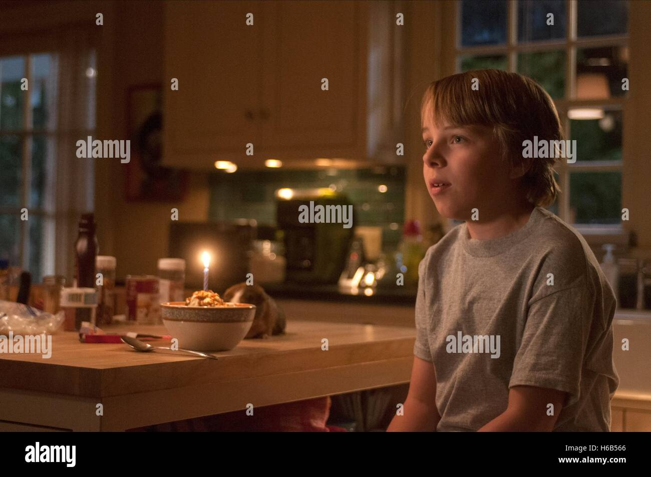 ED OXENBOULD ALEXANDER AND THE TERRIBLE HORRIBLE NO GOOD VERY BAD DAY (2014) - Stock Image