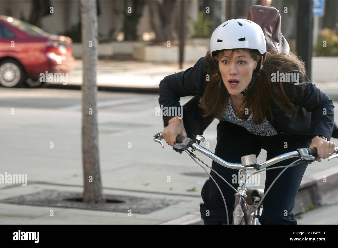 JENNIFER GARNER ALEXANDER AND THE TERRIBLE HORRIBLE NO GOOD VERY BAD DAY (2014) - Stock Image