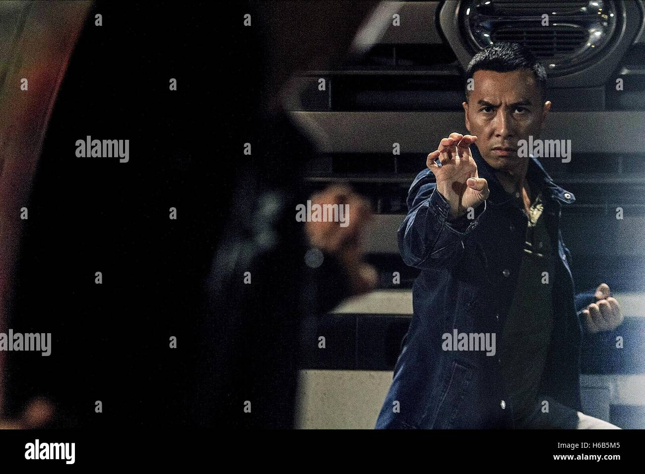 DONNIE YEN KUNG FU JUNGLE; YAT KU CHAN DIK MOU LAM (2014) - Stock Image