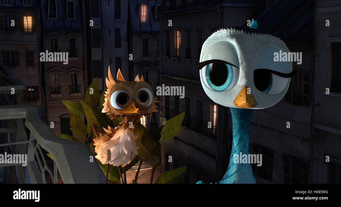 YELLOWBIRD & DELF YELLOWBIRD (2014) - Stock Image