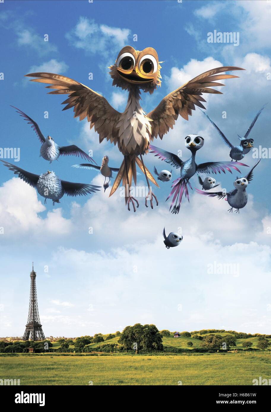 DARIUS YELLOWBIRD & DELF YELLOWBIRD (2014) - Stock Image