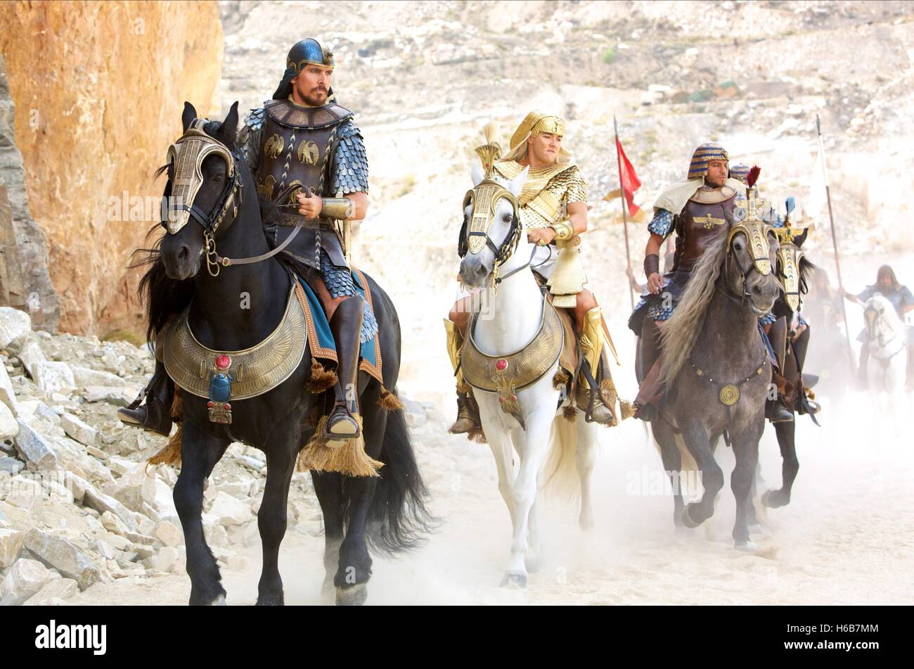Gods And Kings 2014 Christian Bale Joel High Resolution Stock Photography And Images Alamy
