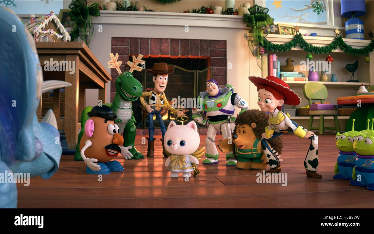 Hello Kitty And Toy Story Jessie Images : Mr potato head rex woody angel kitty buzz lightyear