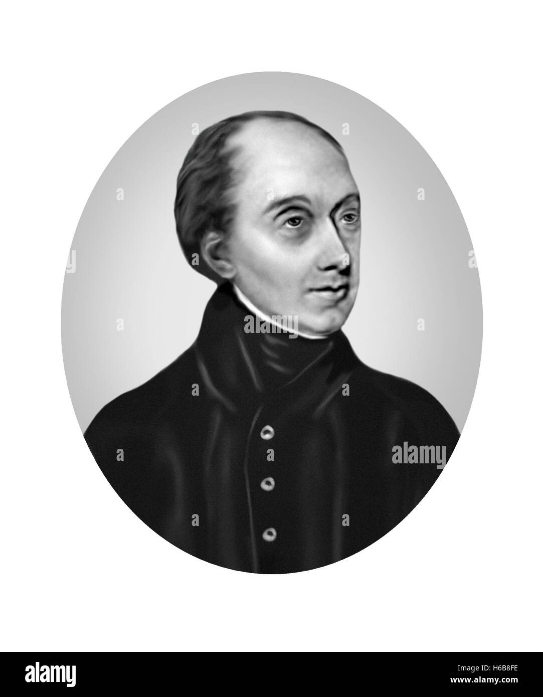 Ralph Darling, 1772-1858, Governor of New South Wales, Australia - Stock Image