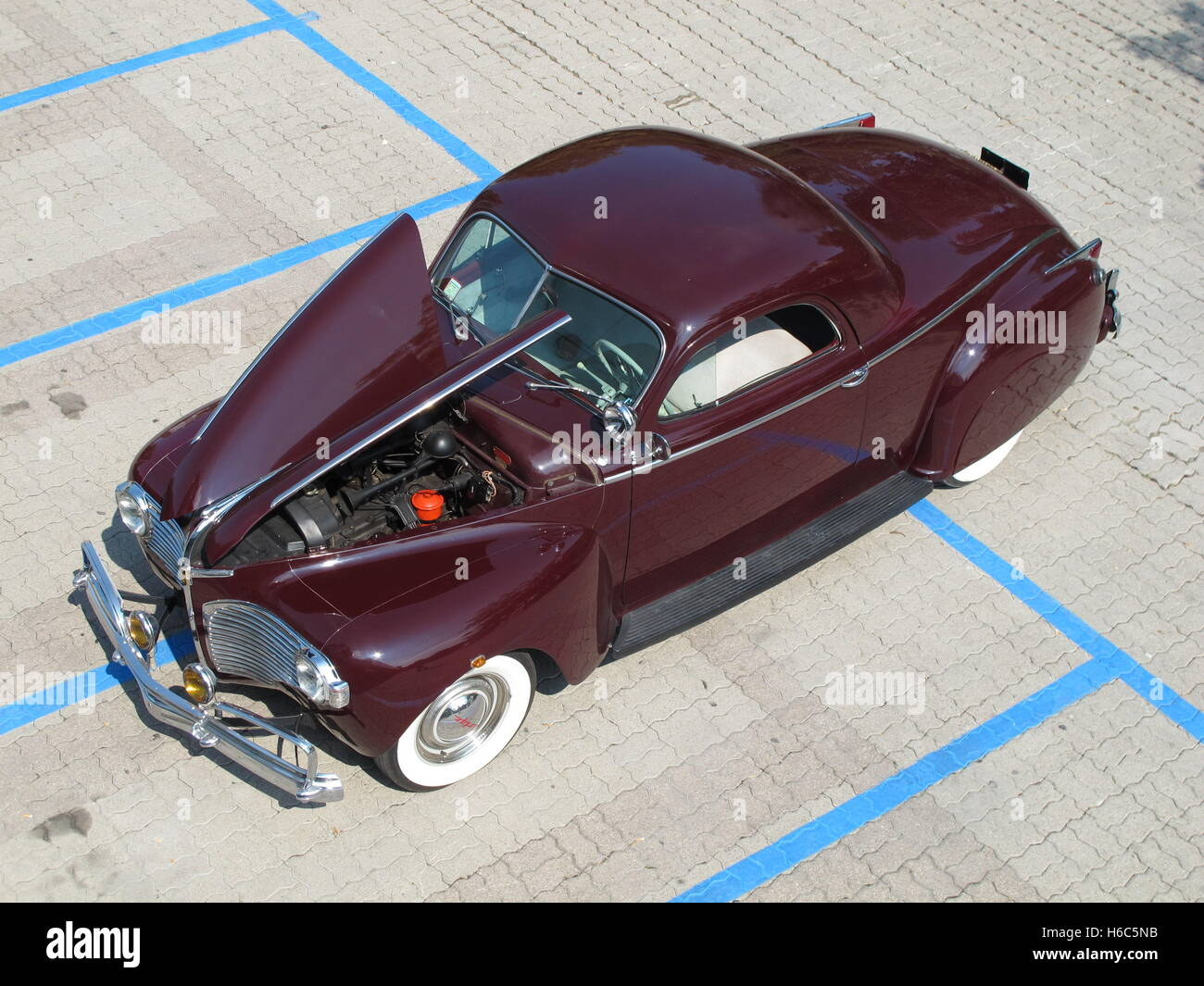 dodge challenger side profile stock photos \u0026 dodge challenger side1941 dodge business coupe vintage car stock image