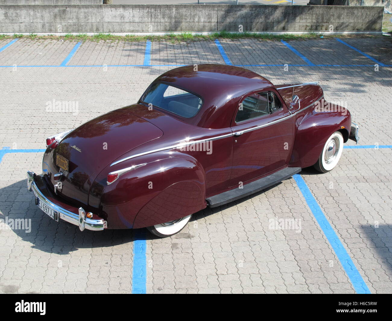 1941 dodge business coupe vintage car stock photo 124428525 alamy1941 dodge business coupe vintage car