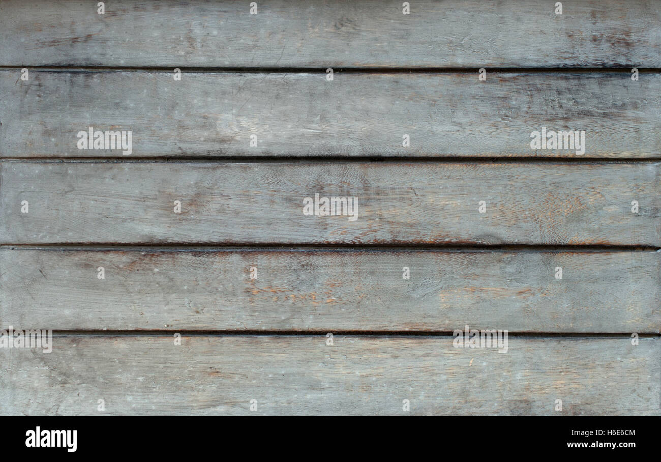 Rustic wooden table texture - Stock Image