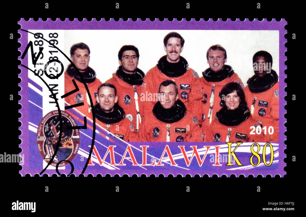 Malawi stamp 2010 - Stock Image