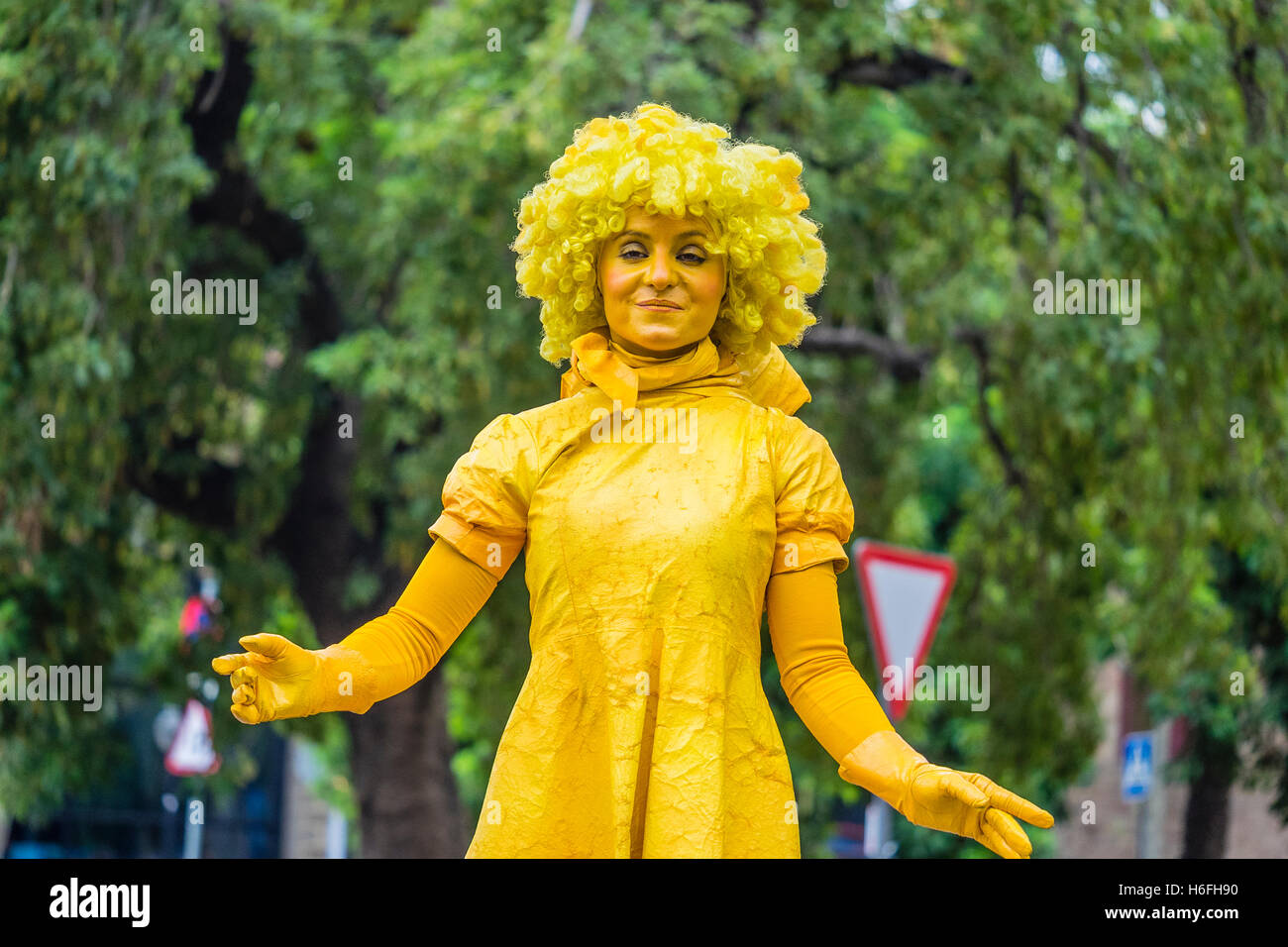 Image result for dressed in yellow