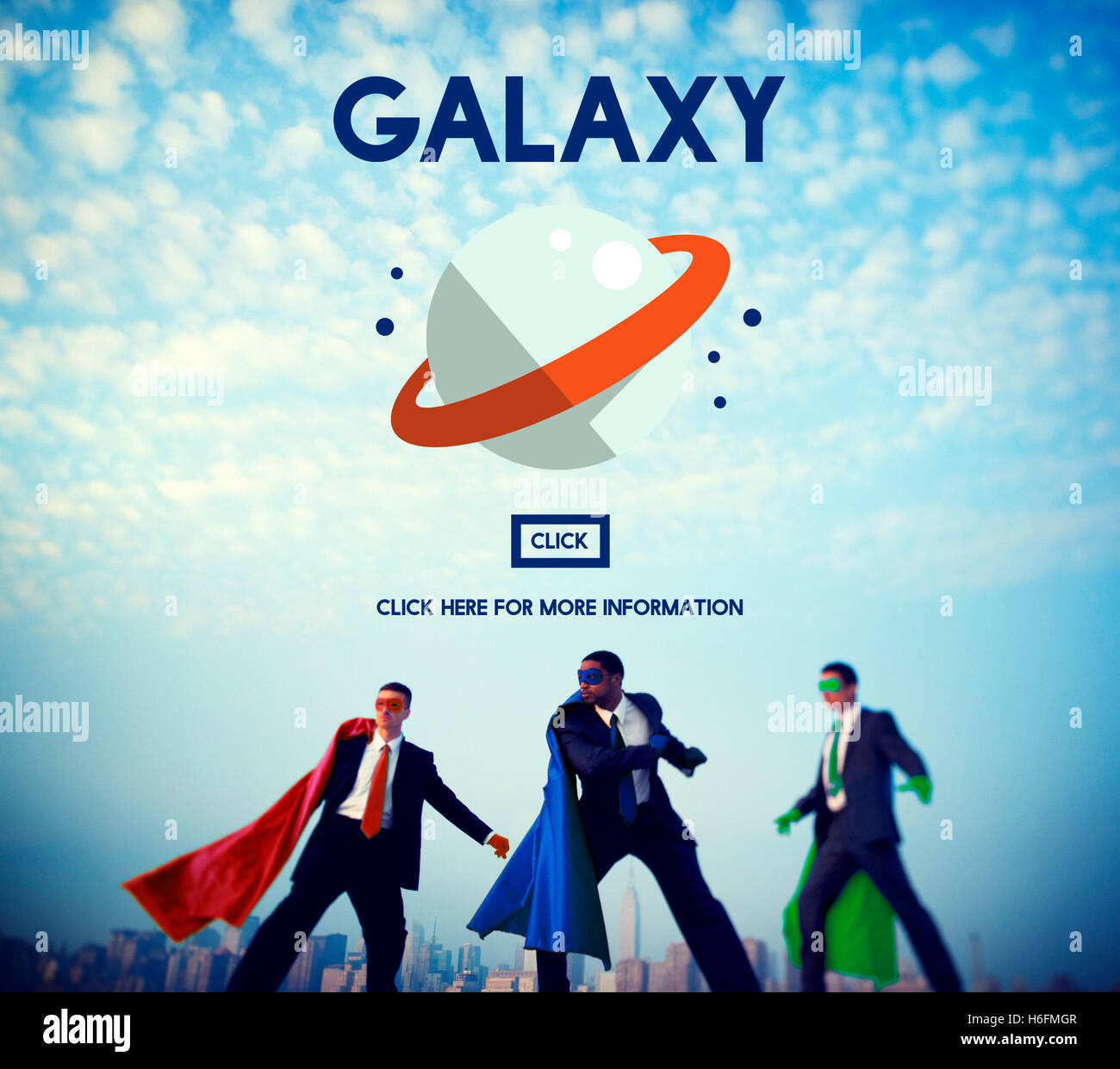 Galaxy Astrology Planet Gravity Concept Stock Photo