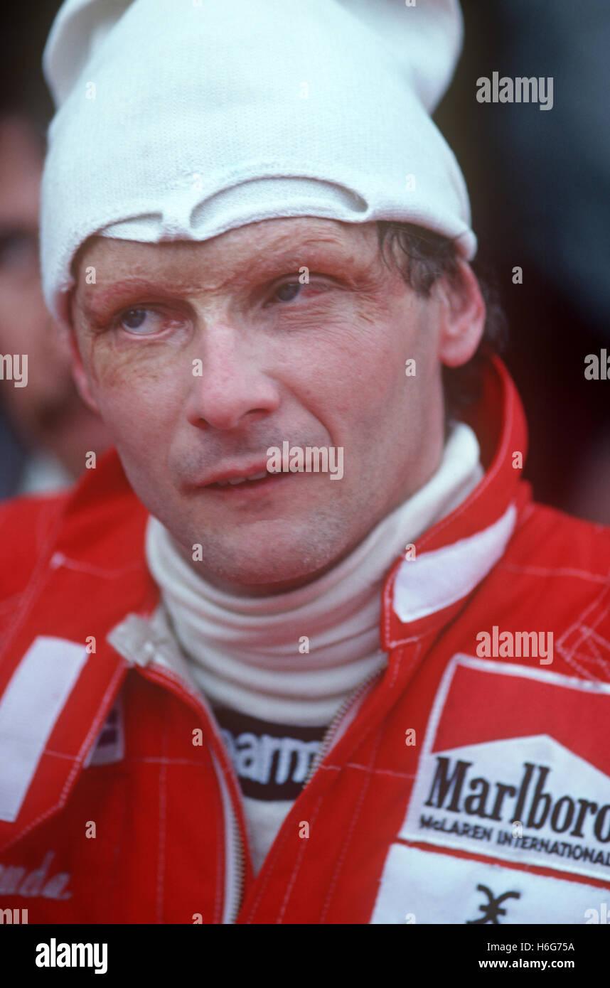 Niki Lauda Jung