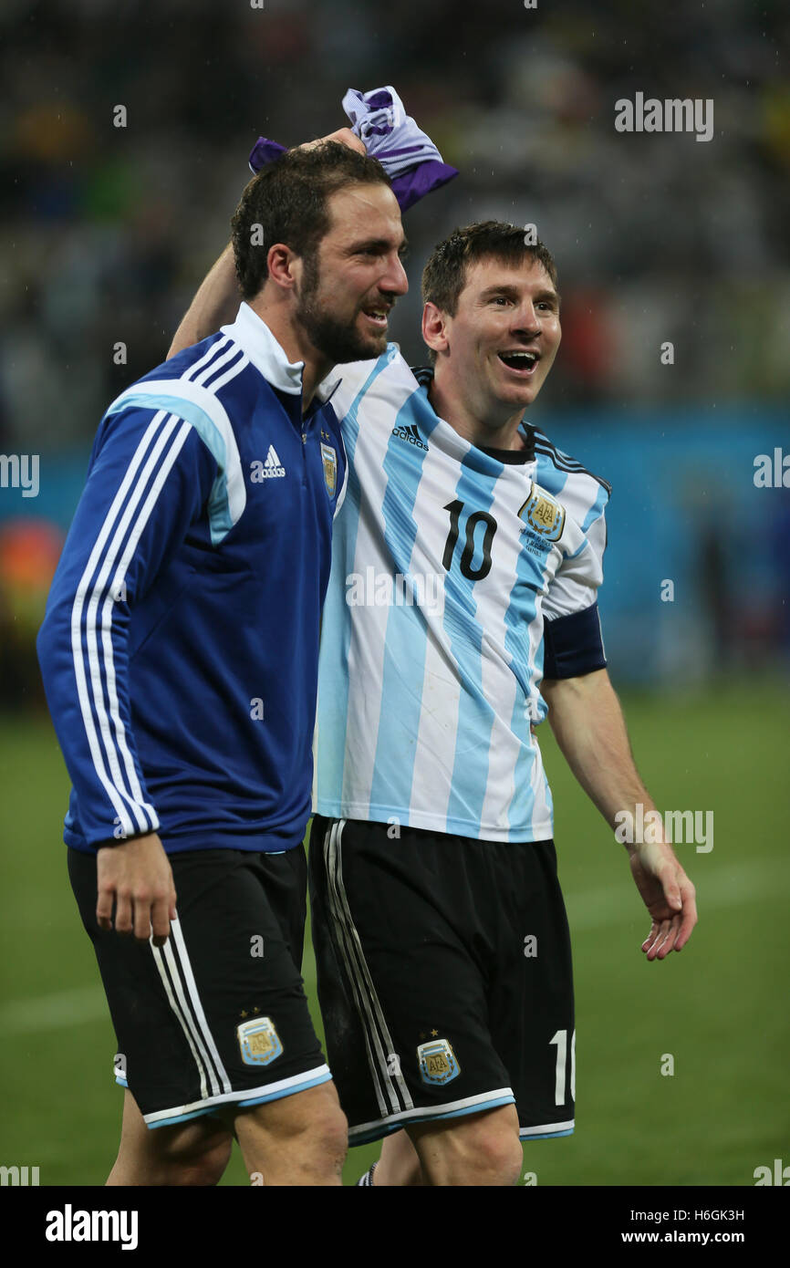 Marvelous Lionel Messi Haus The Best Of Maracana, Brazil, July, 10, 2014 Of Argentina