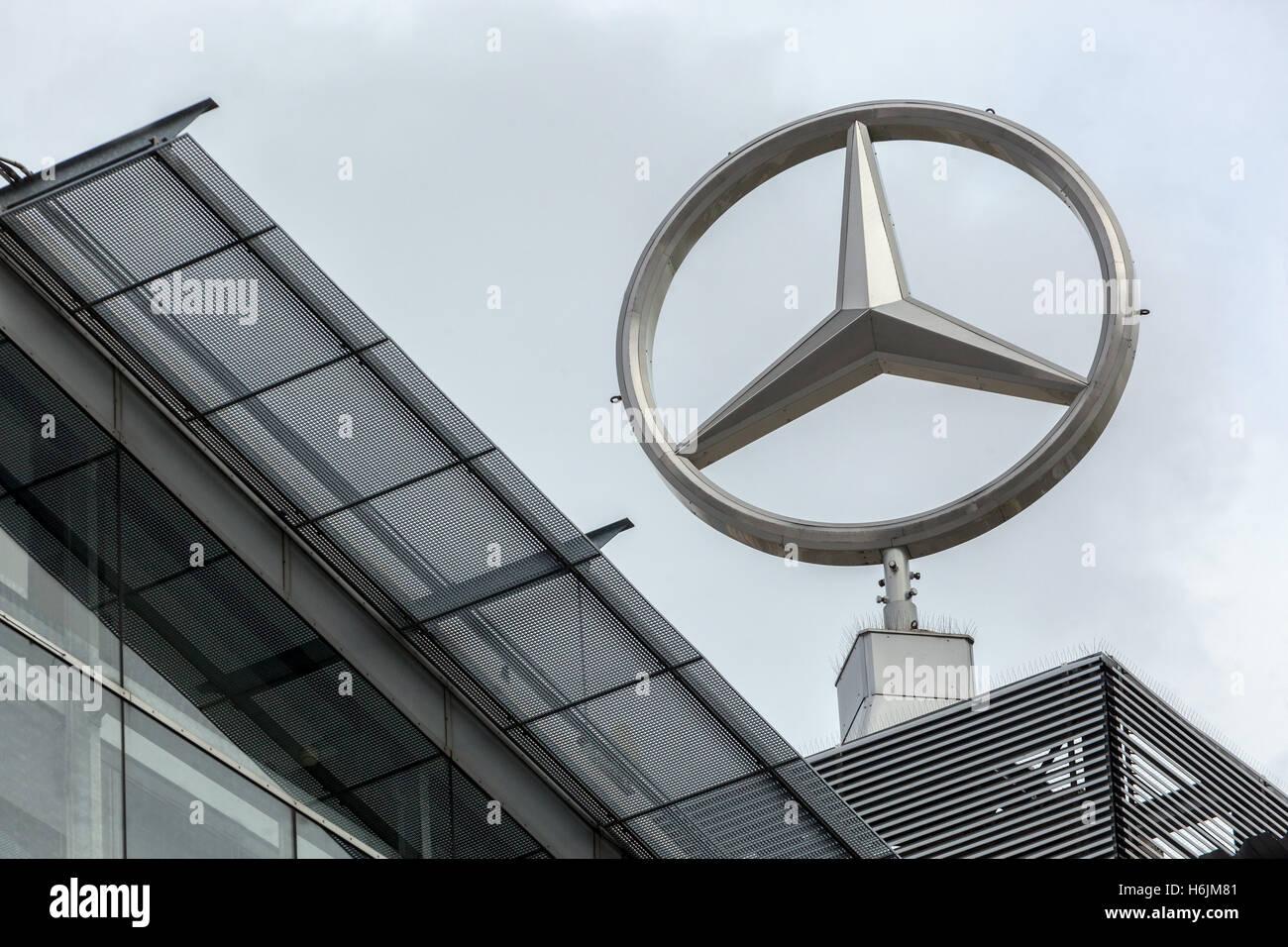 Mercedes Daimler Benz Stock Photos Mercedes Daimler Benz Stock