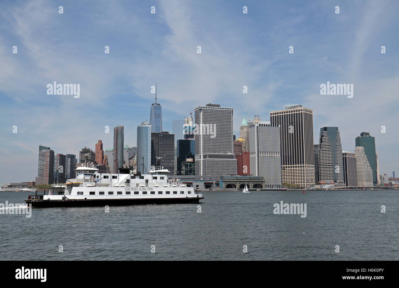 Longo - Our New York HMS Ferries Project