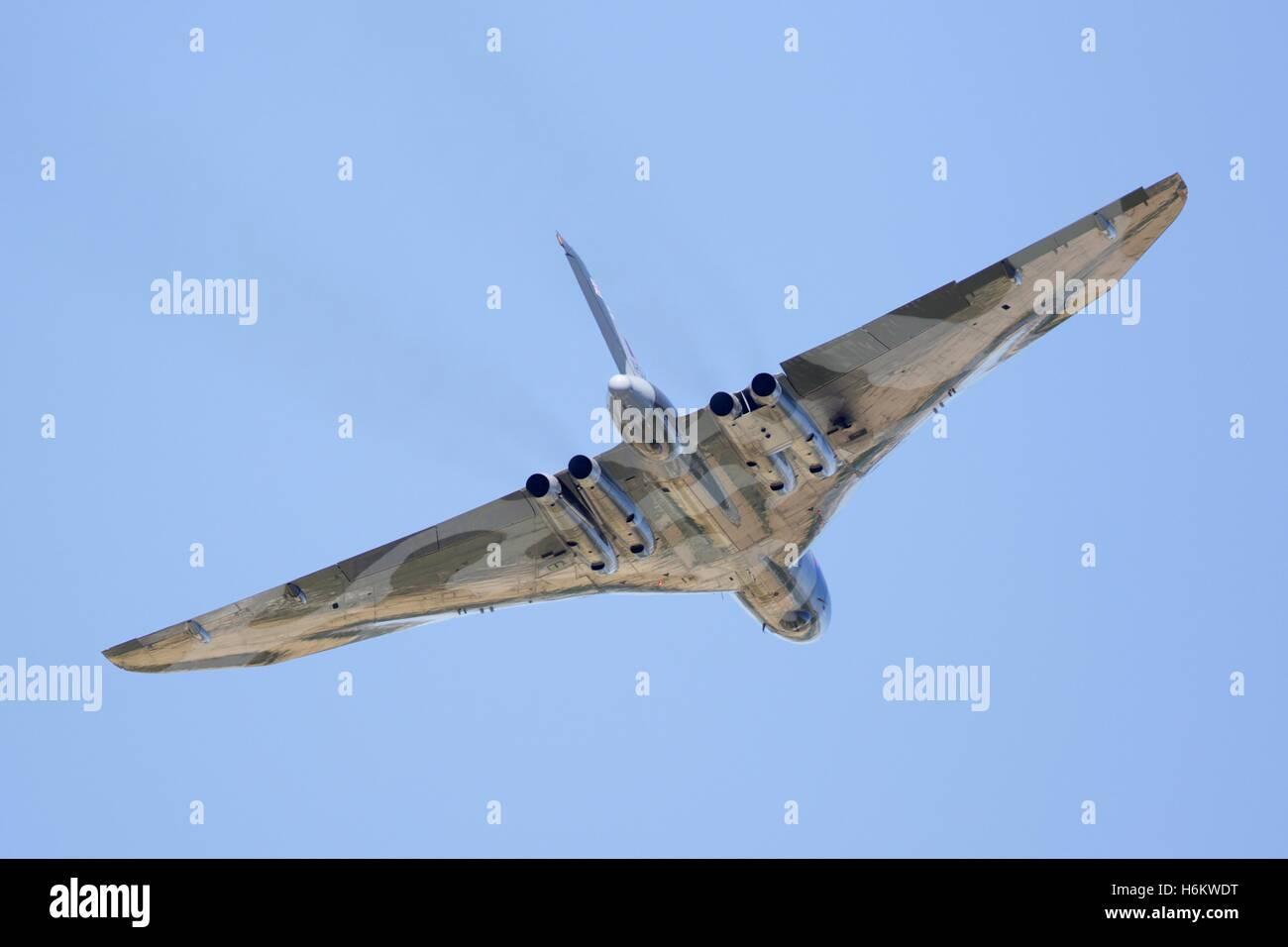 Avro Vulcan B2 - Stock Image
