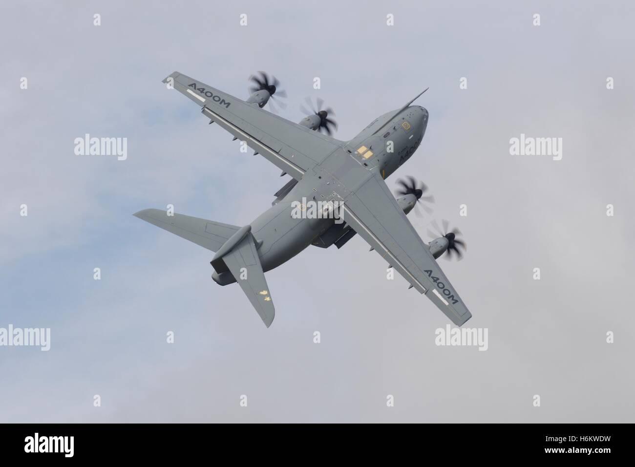 Airbus A400M Atlas. - Stock Image
