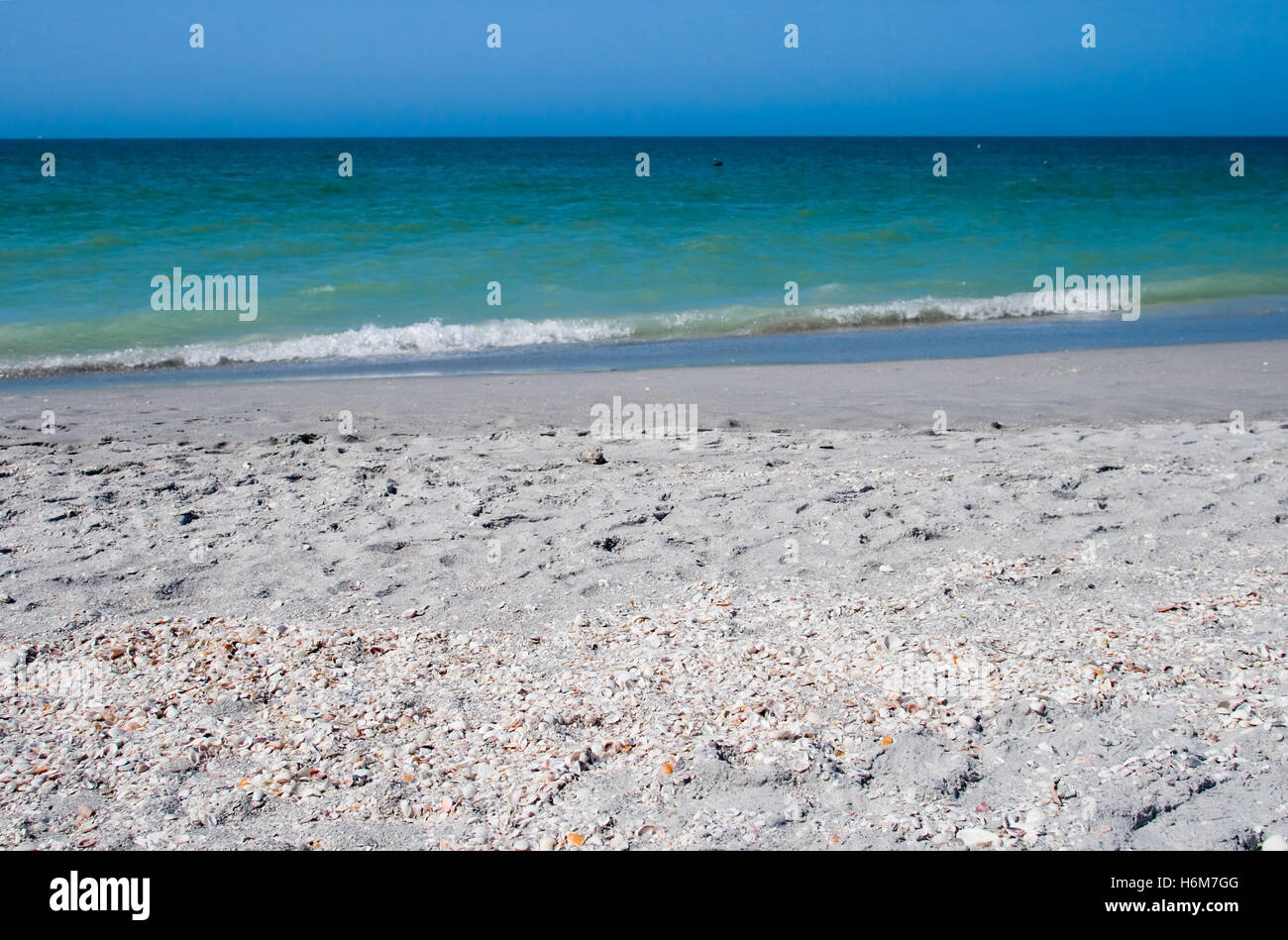 lakes seas Stock Photo