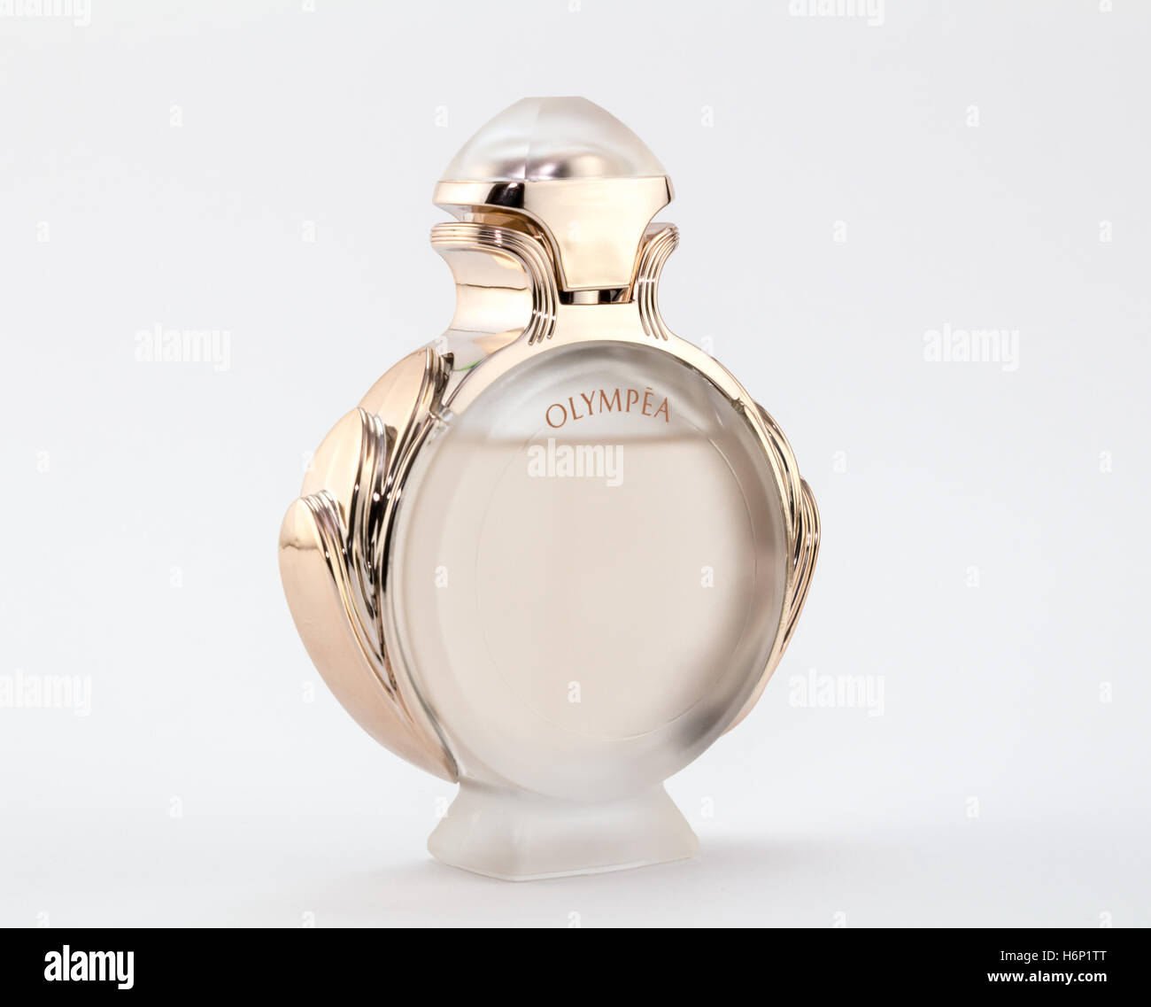 Olympea perfume for woman by Paco Rabanne - Stock Image