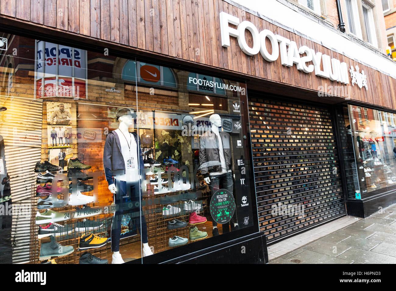 High Street Shoe Shops Uk