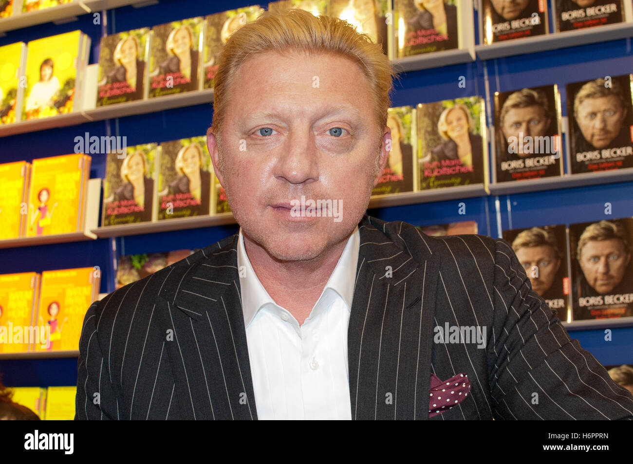 Boris Becker Stock Photos & Boris Becker Stock Images