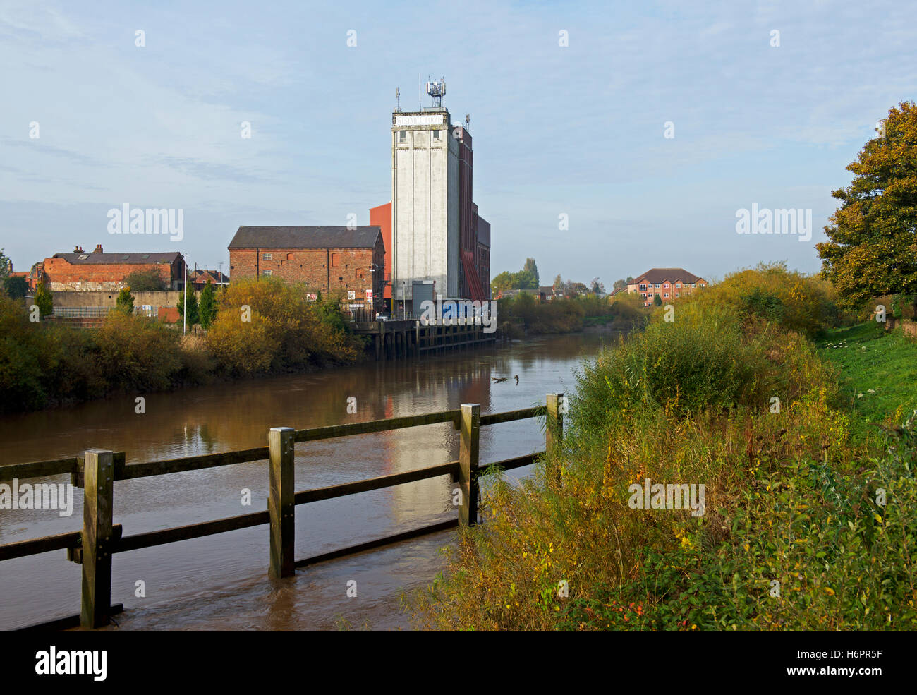 Flour Mill Stock Photos Amp Flour Mill Stock Images Alamy