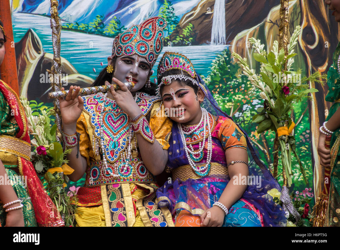 Radha Krishna Stock Photos & Radha Krishna Stock Images