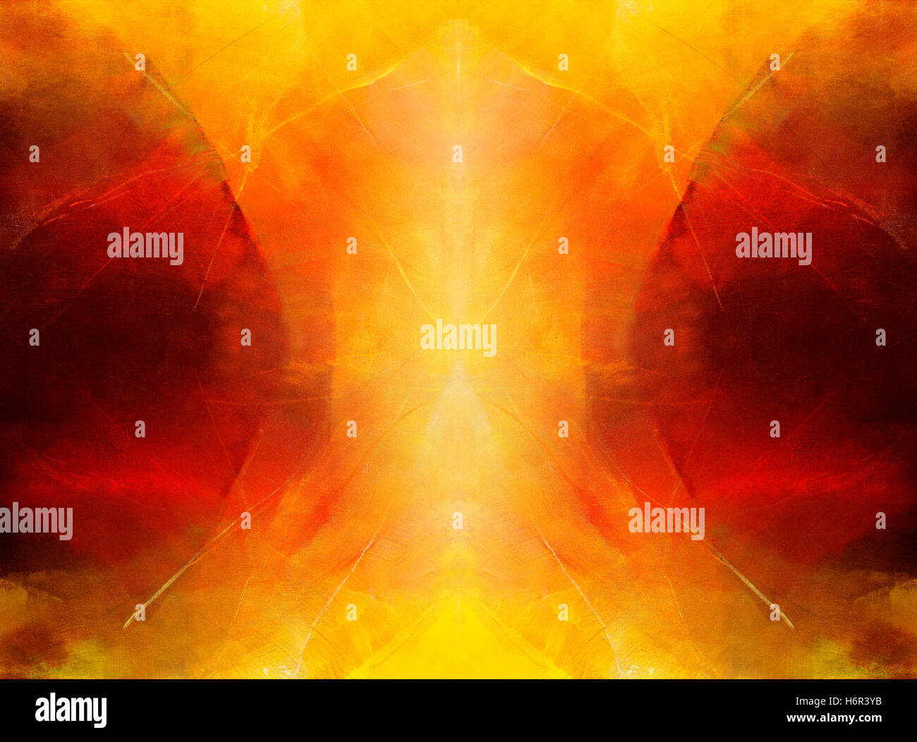 abstract background symmetric - Stock Image