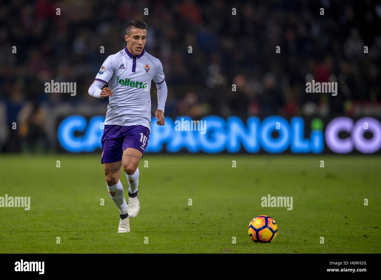 Cristian Tello Fiorentina Football