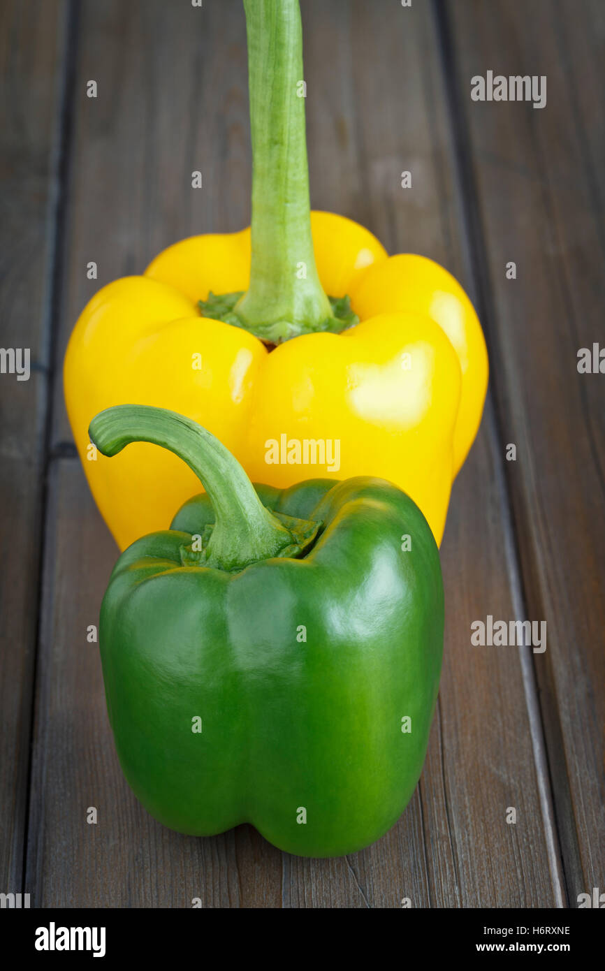 fruits vegetables - Stock Image