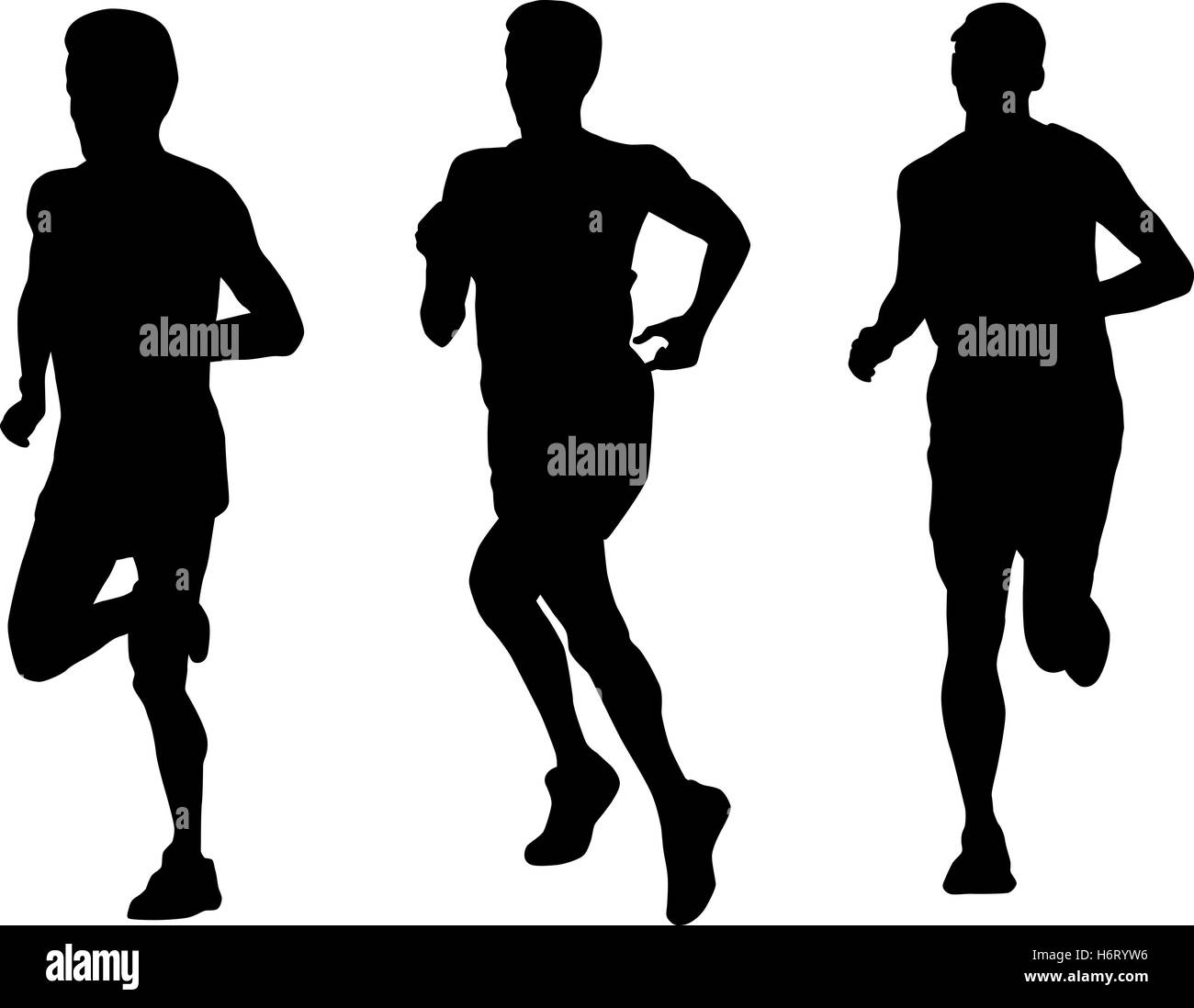 athletic sports - Stock Image