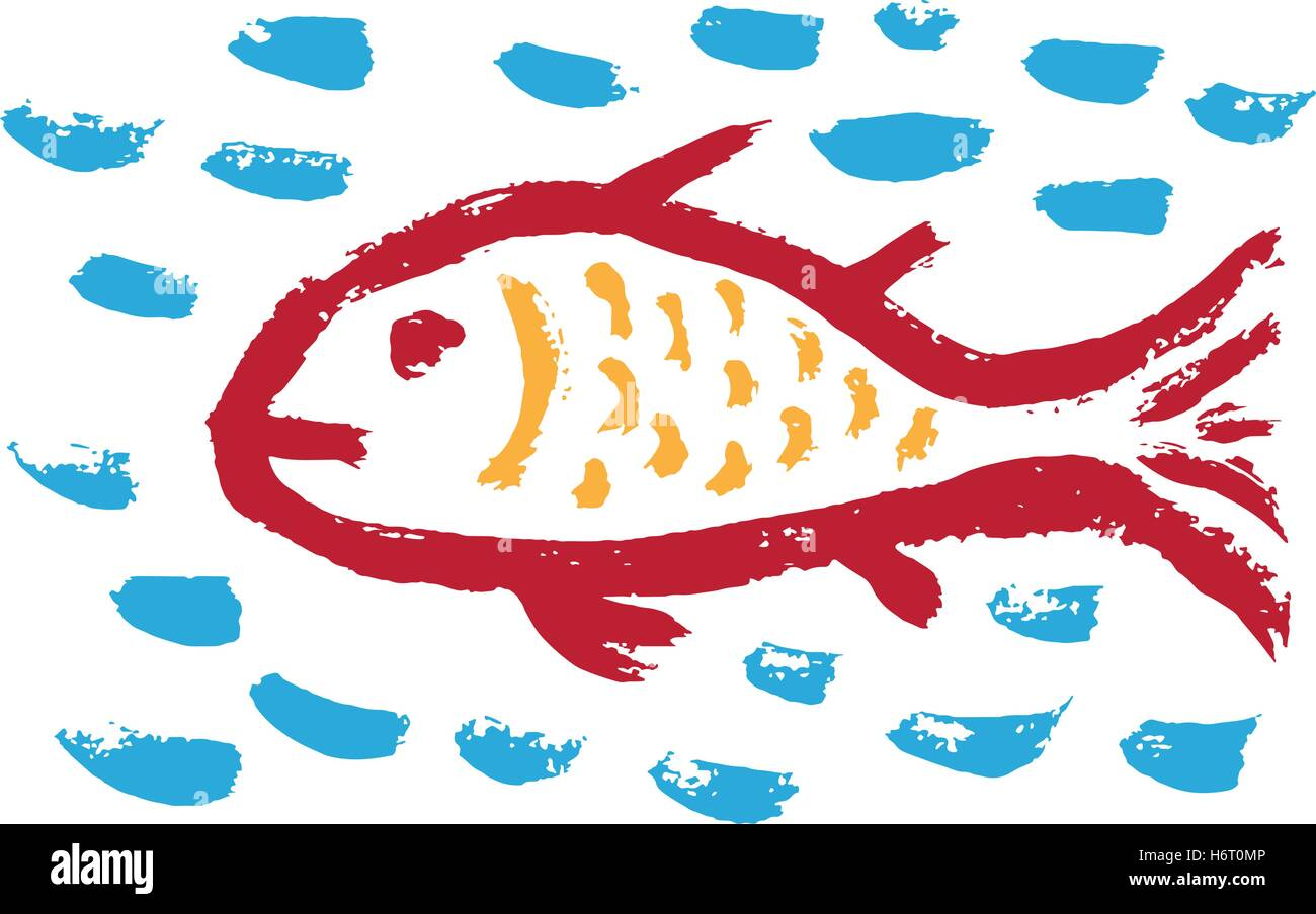 Stylized Fish Stock Photos & Stylized Fish Stock Images - Alamy