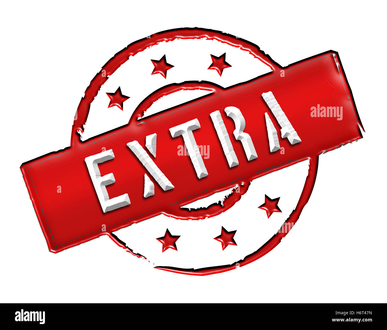 banner pictogram symbol pictograph trade symbol apart extra insulated isolated caution important banner abstract - Stock Image
