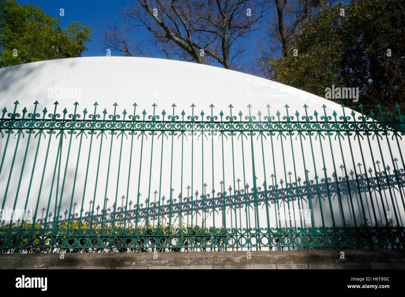 Decorative Wrought Iron Stock Photos & Decorative Wrought