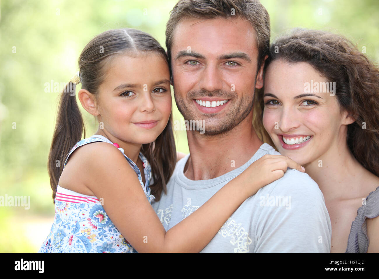 adult, adults, delighted, unambitious, enthusiastic, merry, radiant with joy, - Stock Image