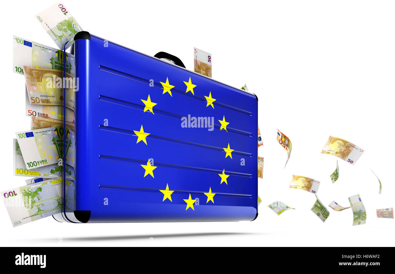 public debt - Stock Image