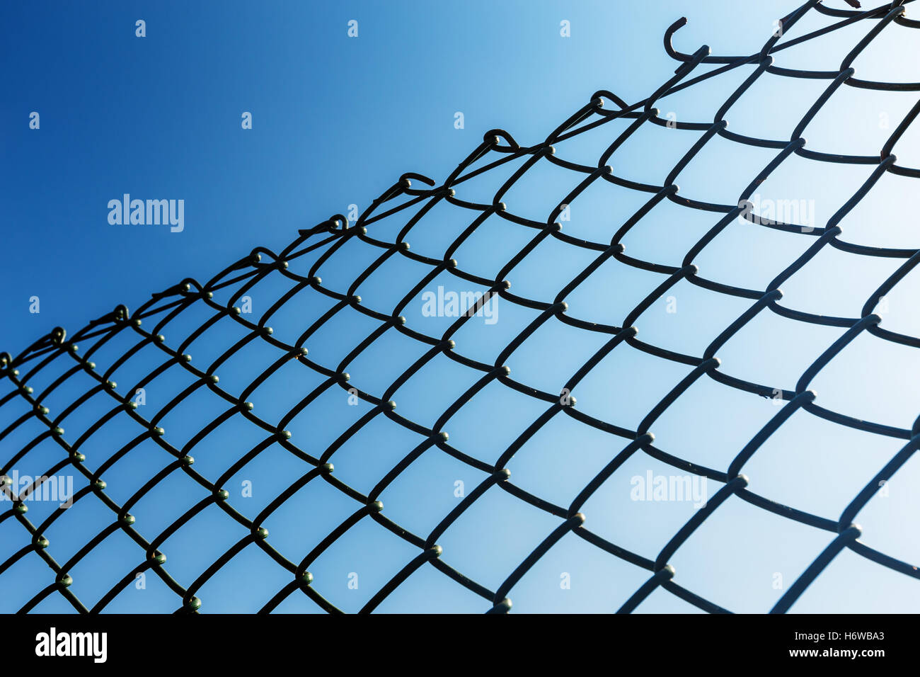 Clear Wire Fence - WIRE Center •