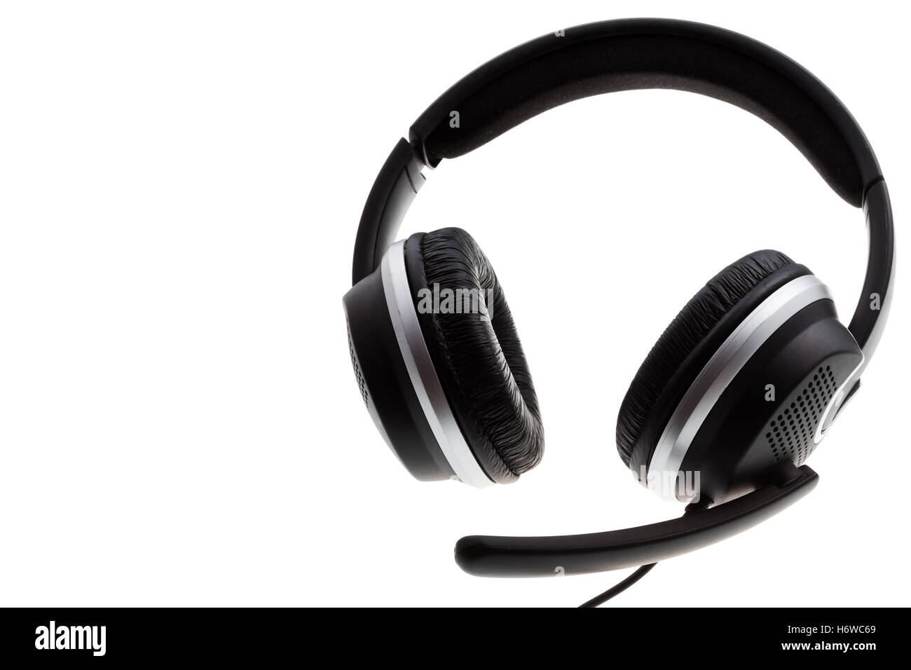 Phone Telephone Headpiece Headset High Resolution Stock Photography And Images Alamy